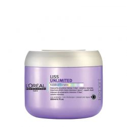 Masque L'Oreal Liss Unlimited - 200 ml