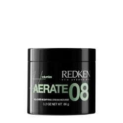 Crème-mousse Redken Aerate 08 Styling - 91g