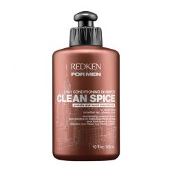 Shampooing Redken Clean Spice For Men - 300 ml