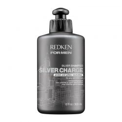 Shampooing Redken Silver Charge For Men - 300 ml