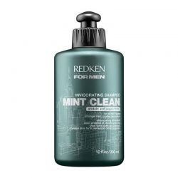Shampooing Redken Mint Clean For Men - 300 ml