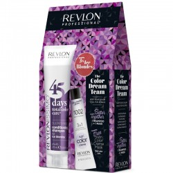 Coffret Revlon couleur Dream Team Ice Blondes + Nutri Color 1002 OFFERT