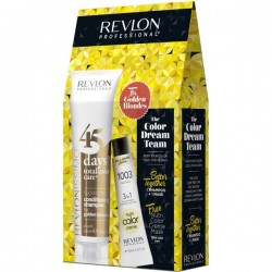 Coffret Revlon couleur Dream Team Jaune