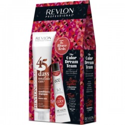 Coffret Revlon couleur Dream Team Brave Reds