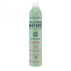 Laque Eugene Perma Collections Nature by Cycle Vital Forte - Coiffant - 500 ml