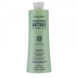 Shampooing Eugene Perma Collections Nature by Cycle Vital Argent - Argent - 500 ml
