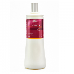 Crème lotion émulsion Wella Color Touch Plus Oxydant - 13 Vol. 4% - 1000 ml