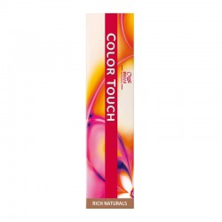 Crème capillaire colorante Wella Color Touch Sans ammoniaque - Rich Naturals - 60 ml