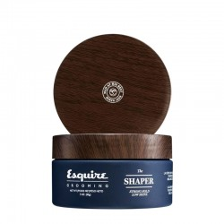 Crème de mise en forme Esquire Grooming Strong Hold Low Shine - Fixation forte Brillance légère - 85g