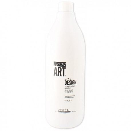 Spray L'Oréal Fix Design Recharge - 1000 ml