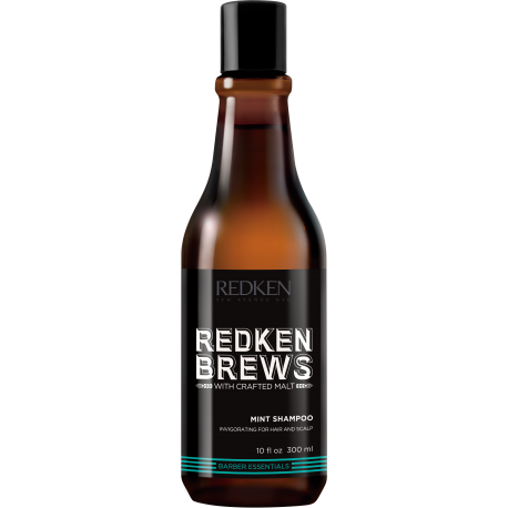 Mint Shampoo - REDKEN BREWS - 300 ml
