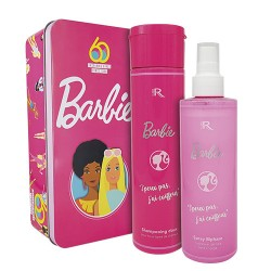 Duo BARBIE Shampooing 250ml + Spray sans Rinçage 250ml