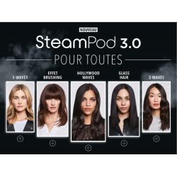 NEW STEAMPOD 3.0 - disponible à partir du 07/11/2019