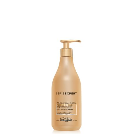 Shampoing ABSOLUT REPAIR GOLD - 500ml