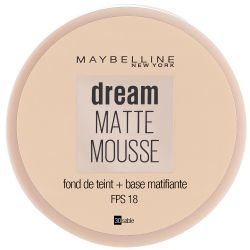 Fond de Teint Dream Matte Mousse - 30 Sable - Maybelline New York - 18ml