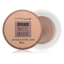 Fond de Teint Dream Matte Mousse - 40 Cannelle - Maybelline New York - 18ml