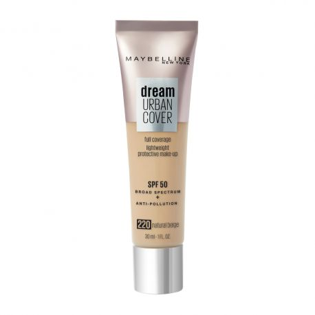 Perfecteur de Teint Dream Urban Cover - 220 Beige Naturel - Maybelline New York - 30ml