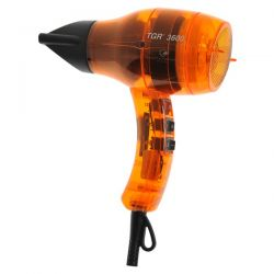 Sèche-cheveux TGR 3600XS Translucide Orange