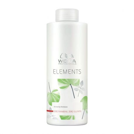 Shampooing Wella Elements - 1000 ml