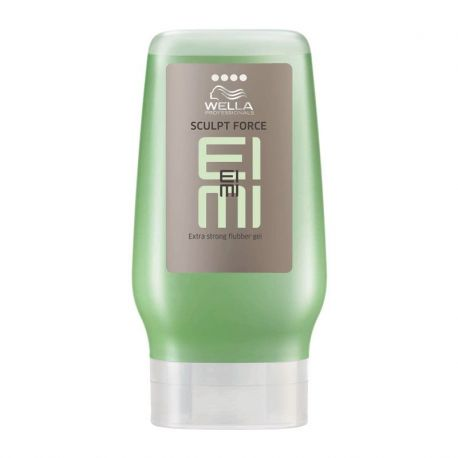 Gel Wella Flubber Sculpt Force - 125 ml