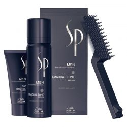 Pack System Professional Gradual Tone Brown - 60 ml 30 ml