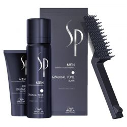 Pack System Professional Gradual Tone Black - 60 ml 30 ml