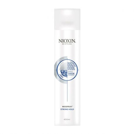 Spray Nioxin Niospray Strong Hold - 400 ml