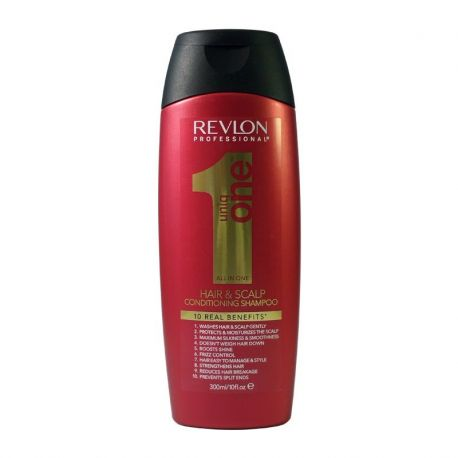 Shampooing conditioner Revlon Uniq One - 300 ml