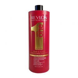 Shampooing conditioner Revlon Uniq One - 1000 ml