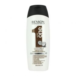 Shampooing conditioner Revlon Uniq One Coconut - 300 ml