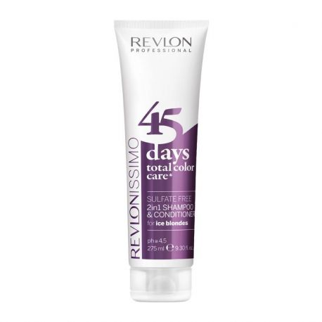 Shampooing conditioner Revlon Ice Blondes - 275 ml
