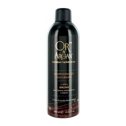 Shampooing sec Or & Argan - Brun - 400ml