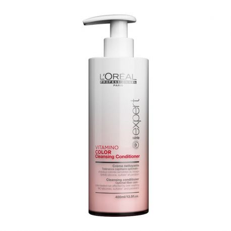 Crème nettoyante L'Oréal Cleansing Conditioner Vitamino Color - 400 ml