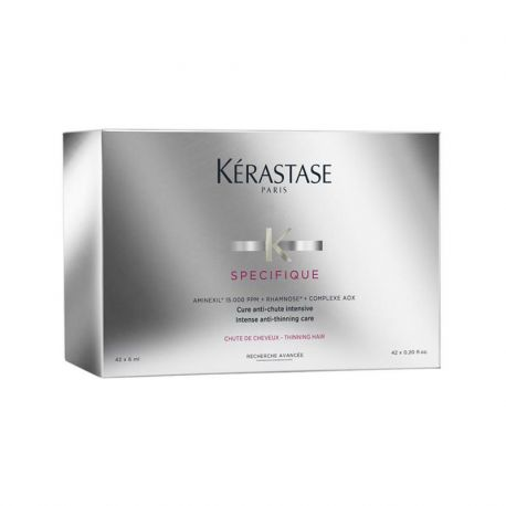 Cure anti-chute Kérastase Intensive 42x6ml