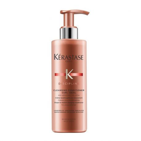 Crème lavante Kérastase Conditioner Cleansing Curl Idéal - 400mlCleansing Conditioner Curl Idéal - 400ml