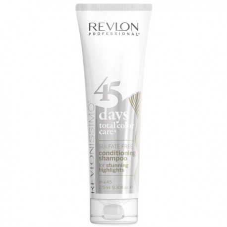 Shampooing conditioner Revlon Stunning Highlights - 275 ml