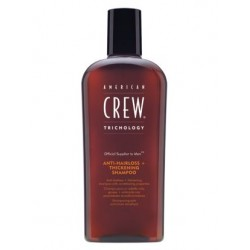 Shampooing American Crew Anti-Hairloss + Thickening Shampoo - 250 ml