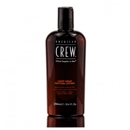 Crème coiffante American Crew Light Hold Texture Lotion - 250ml