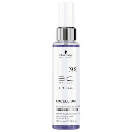 Spray sublimateur Schwarzkopf Argent Excellium Sublimateur - 100 ml