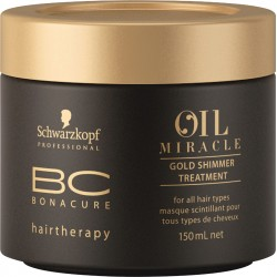 Masque scintillant Schwarzkopf Oil Miracle - 150 ml