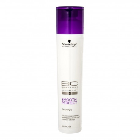 Shampooing Schwarzkopf lissant Smooth Perfect - 250 ml