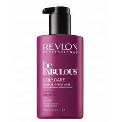 Conditioner cheveux normaux BE FABULOUS - 750ml
