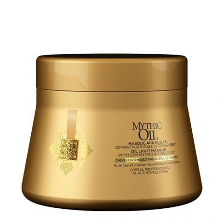 Masque Mythic Oil - cheveux fins - 200ml