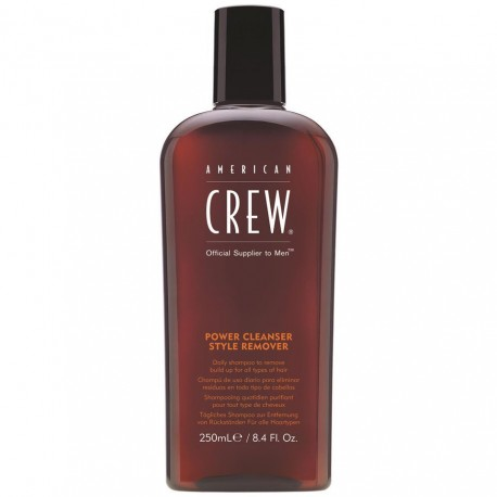 Shampooing American Crew Power Cleanser Style Remover - 250ml