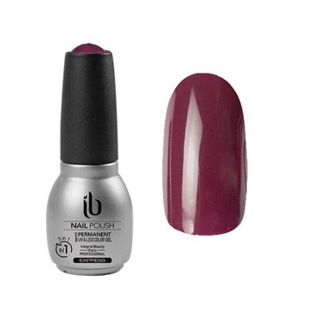 vernis semi-permanent Integral Beauty - Choco Rouge - 14 ml