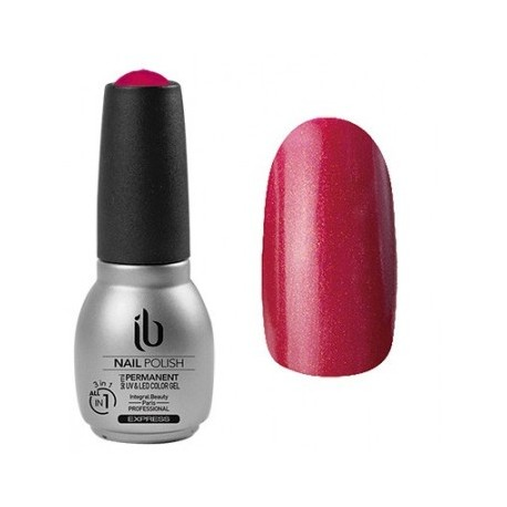 Vernis semi-permanent Integral Beauty - Rouge nacré - 14 ml