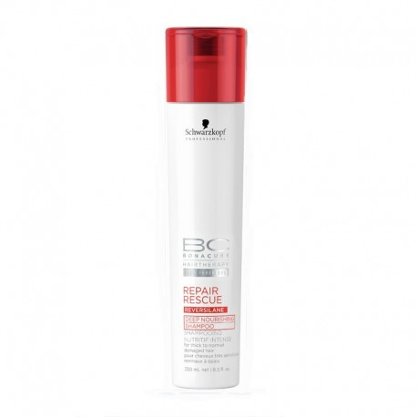 Shampooing Schwarzkopf nutritif intense Repair Rescue - 250 ml