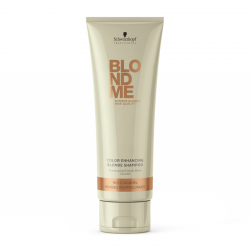 Shampooing Blond Me - Rich Caramel / Warm Blondes - SCHWARZKOPF - 250 ml