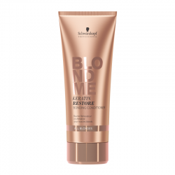 Conditioner Schwarzkopf Blond Me Bonding rénovateur à la Kératine - 200 ml