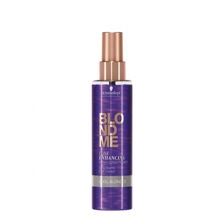 Spray conditioner Schwarzkopf Blond Me Cool Blondes éclat de couleur - 150 ml